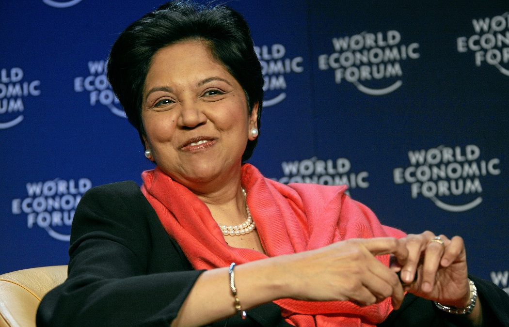 """The Five """"Cs"""" of Success According to Indra Nooyi"""