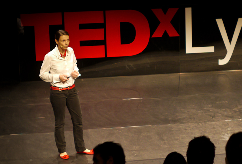 Claire Blondel « L'éducation positive », TEDx Lyon