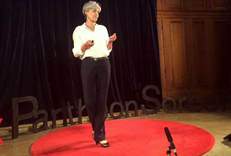 Claude Haigneré « Moon Village », TEDx Panthéon Sorbonne