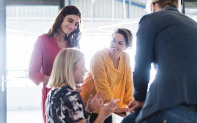 Pourquoi une formation spécifique pour les femmes?